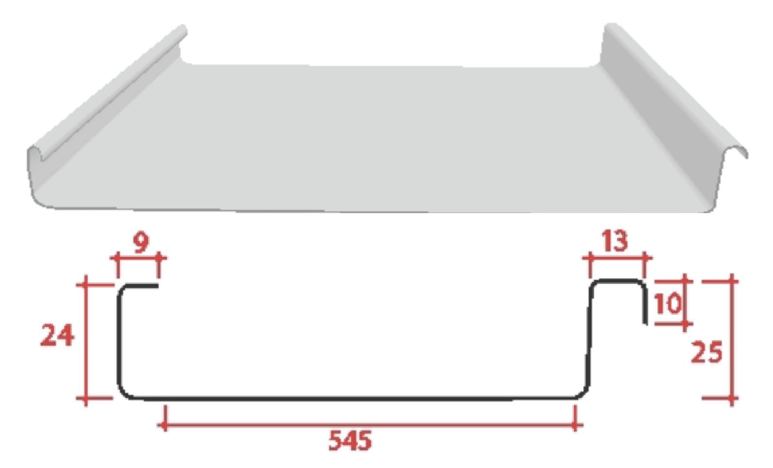 jumta segumi bilde 4 valcprofils