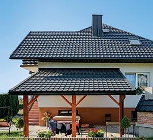 jumtu segumi - metāldakstiņš metāla jumti